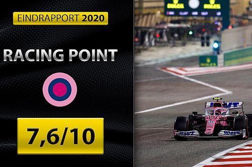 Eindrapport Racing Point: Niet chique, wel slim en geslepen