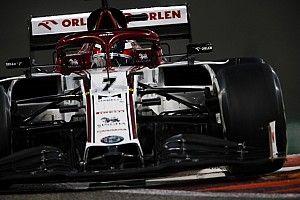 Alfa Romeo Racing Orlen zakończyła sezon