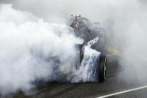 ¿Perdió Mercedes en Abu Dhabi por reducir la potencia del motor?