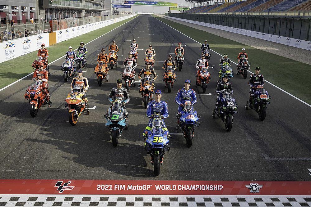 Chi sono i piloti più alti e più pesanti della MotoGP?