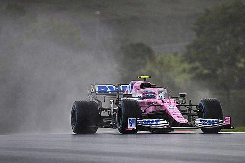 Stroll brilha na chuva e crava a pole para o GP da Turquia de F1