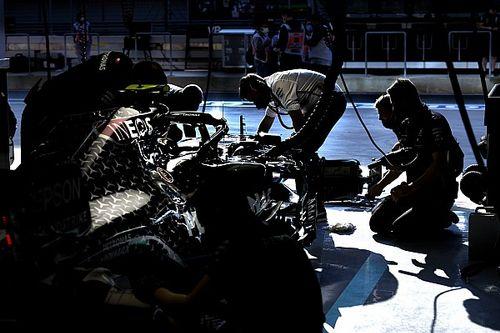 """Mercedes rivela: ci sono """"problemi"""" sulle power unit"""