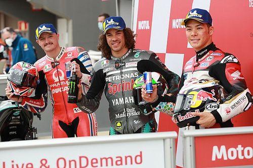 La grille de départ du Grand Prix de Valence MotoGP