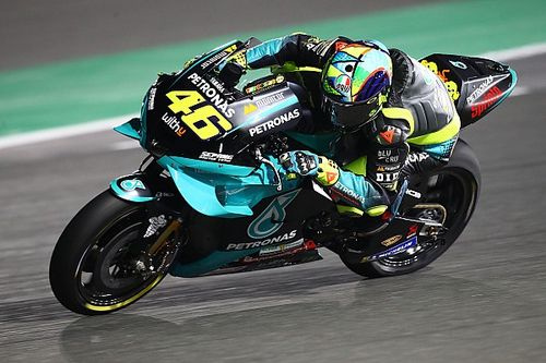 "Rossi: First Petronas SRT MotoGP laps felt ""strange"""