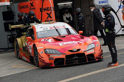 Toyota's 'new' Super GT team facing same old problems
