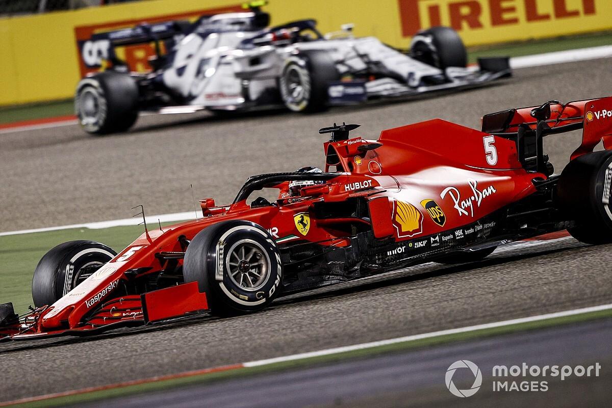 Vettel búcsúajándékkal készül a hétvégére