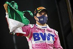 Course - Mercedes offre la victoire à Pérez, Ocon sur le podium!
