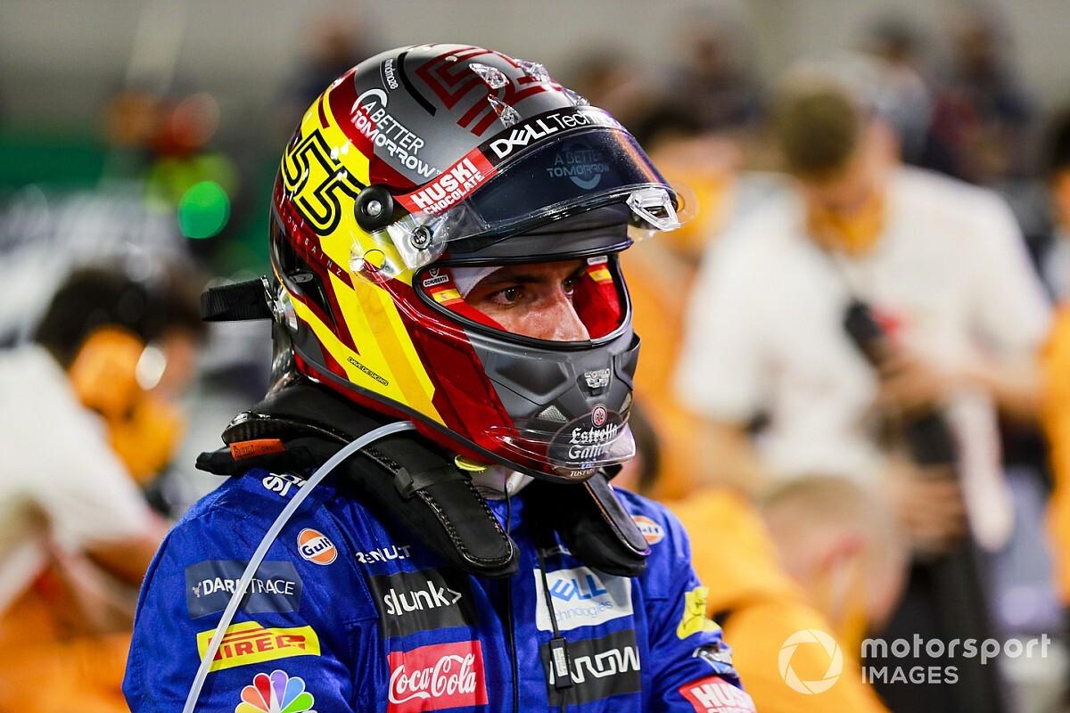 """Binotto Sainzról: """"Olyan versenyzőt kerestünk, aki le tudja győzni Leclerc-t"""""""