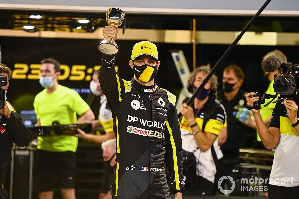 Renault: Ocon leadta a figyelmeztető lövést Alonso felé