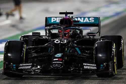 Eddig is a Mercedes rendszerében volt a hiba, ami a tegnapi káoszt okozta