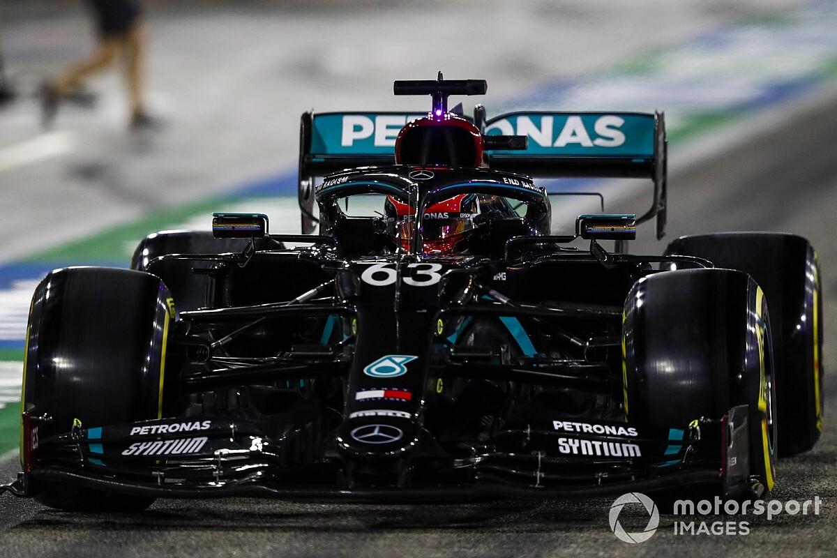 """Russell neemt 2021-uitspraak terug: """"Rijd gewoon voor Williams"""""""