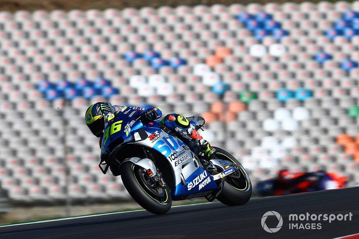 "MotoGP champion Mir feels ""free just to focus on the riding"""