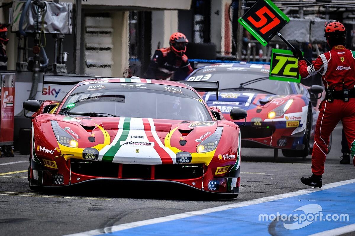 La Red Bull potrebbe schierare due Ferrari nel DTM