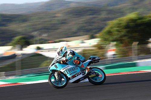 Moto3 FT3 Portimao: Bestzeit Masia, Ogura und Arbolino nicht in Q2