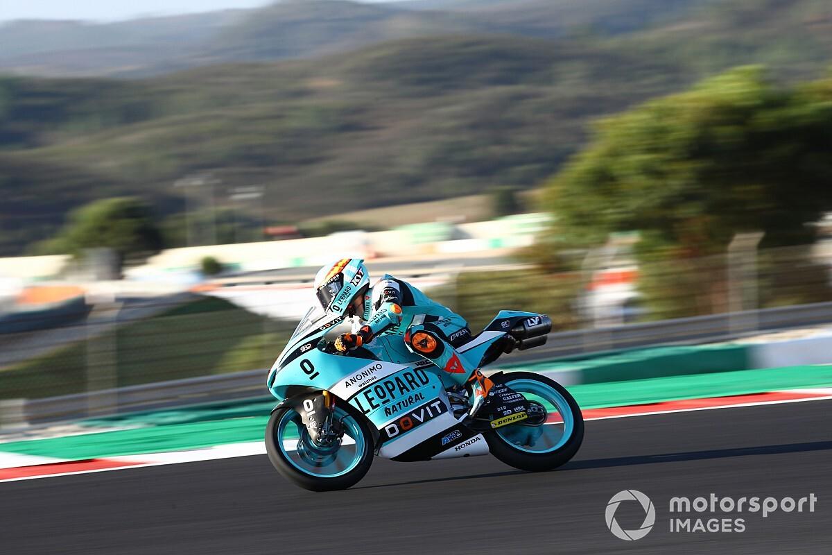 Moto3, Portimao, Libere 3: Masia ok, Arbolino e Ogura in Q1!