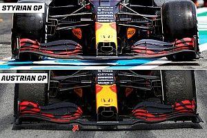 Ezek a fejlesztések repítették tovább a Red Bullt a második ausztriai futamon