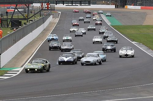 Historic races added to F1 British GP schedule in place of Porsche Supercup