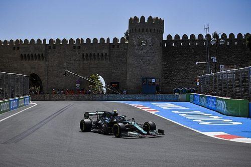Uitslag: Eerste vrije training F1 Grand Prix van Azerbeidzjan