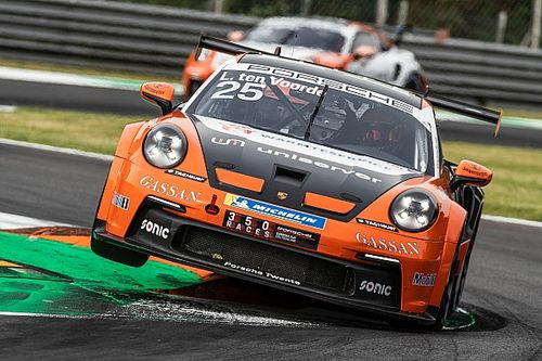 Porsche Carrera Cup Almanya: Monza'daki 2. yarışı Voorde kazandı, Ayhancan 2. oldu