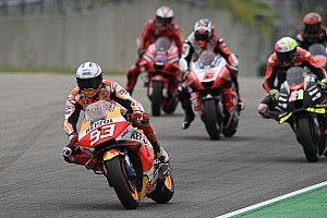MotoGP: Márquez segura investida de Oliveira e vence o GP da Alemanha, chegando a 11 vitórias consecutivas no Sachsenring