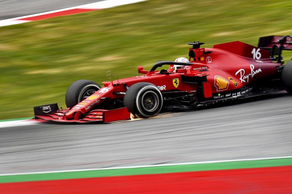 """Leclerc: Bu hafta sonu neleri iyi yaptığımızı anlamamız lazım"""""""
