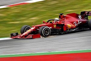 """Leclerc: """"Sacrificherei il 3° posto per lottare per il titolo nel 2022"""""""