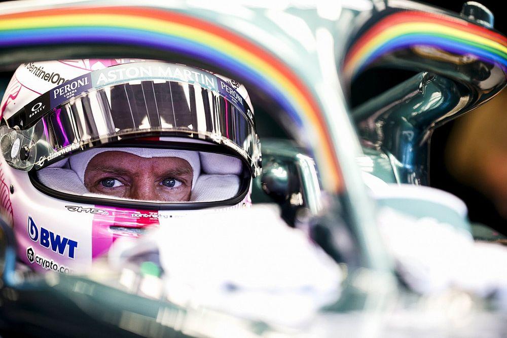 Vettel: Biztató az egykörös tempónk
