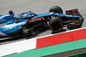 """Alonso, 9º en Estiria: """"Estoy contento, hicimos lo que pudimos"""""""