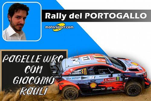 Pagelle WRC: Tanak e Neuville bocciati. Toyota non eccelle