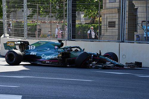 Ocon szerint ezért volt ennyi baleset Bakuban