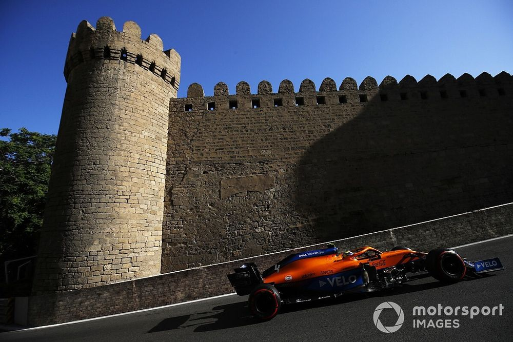 Norris: F1 stewards should have rethink after 'unfair' penalty