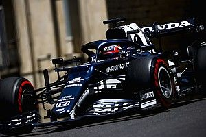 F1アゼルバイジャンGP予選速報:ルクレールがポールポジション……角田は終盤クラッシュも自己最高8番手獲得