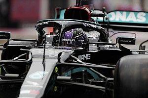 """Hamilton: """"Red Bull'un cebinde daha fazla zaman var"""""""