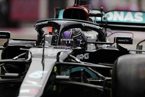 Niewystarczający progres Mercedesa