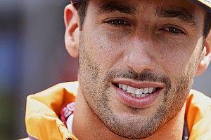 Ricciardo elmondta, hogyan kezelte a múlt hétvége csalódását