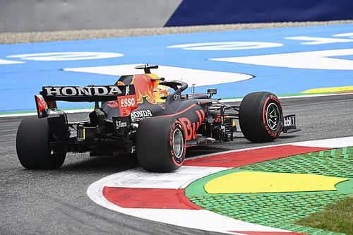 Verstappen i Ferrari