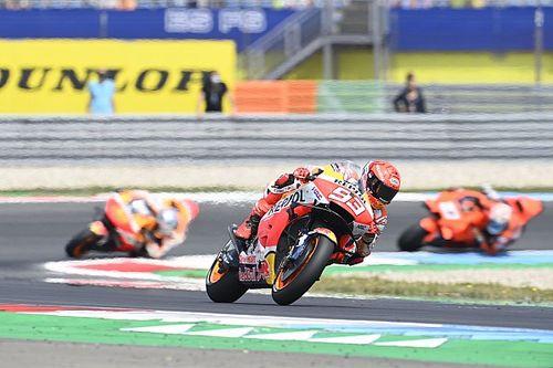 GP d'Olanda: Marquez, che rimonta nel giorno di Quartararo
