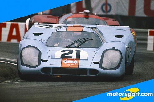 La storia della Livrea Gulf nel Motorsport