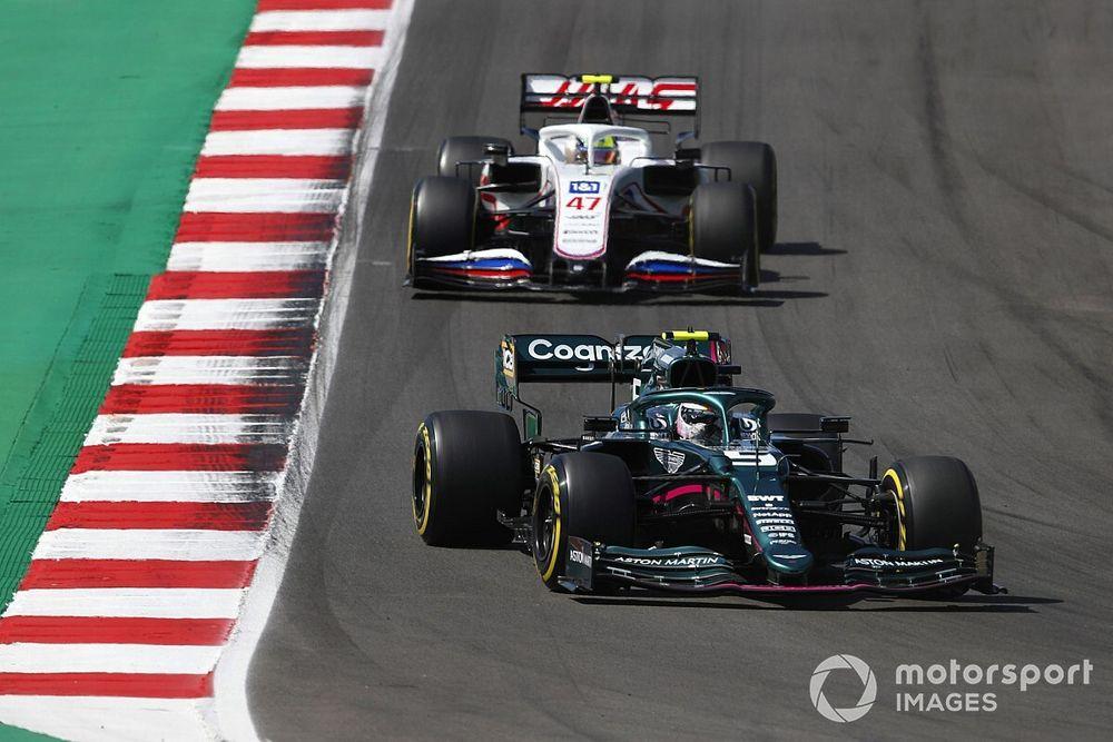 """Schumacher blij met vriendschap Vettel: """"Ik krijg veel advies"""""""