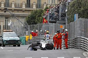 Schumacher's Haas F1 chassis all clear despite $500,000 shunt