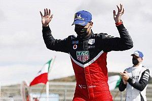 Après avoir perdu la victoire, Wehrlein privé du podium
