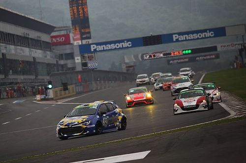 Toyota gives hydrogen car successful debut in Fuji 24 Hours