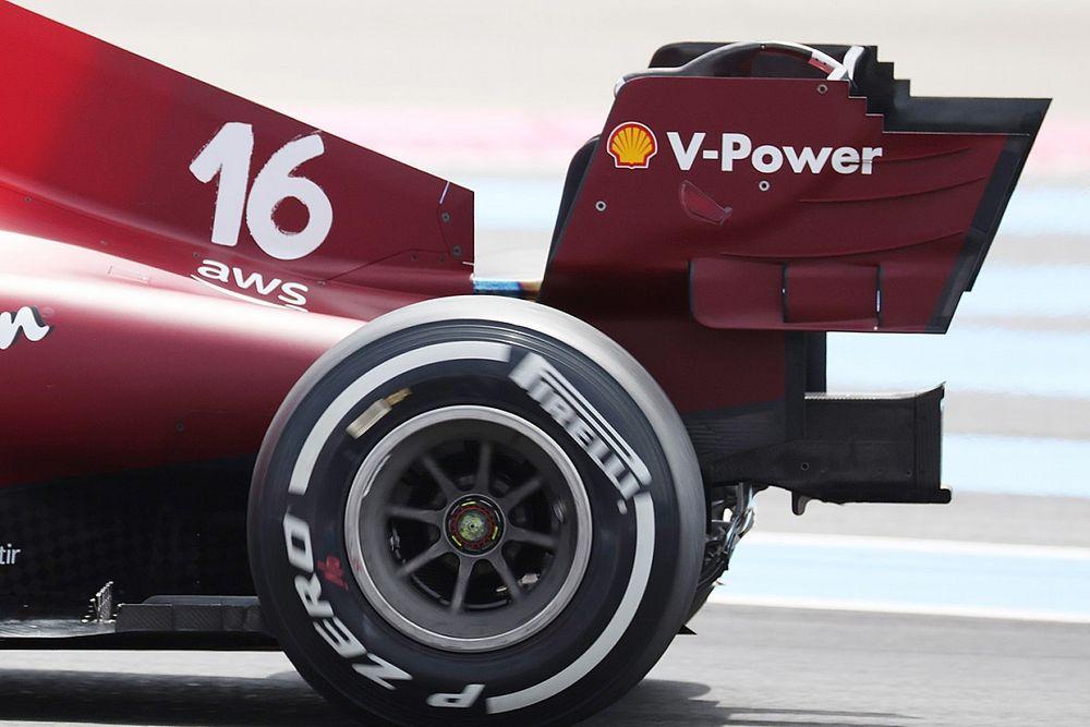 Технический анализ: как Ferrari помешали колесные диски