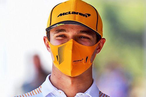 BRÉKING: Lando Norris szerződését meghosszabbította a McLaren!