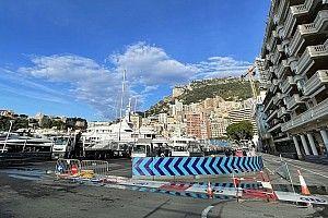 الفورمولا إي تجري المزيد من التعديلات على شكل حلبة موناكو