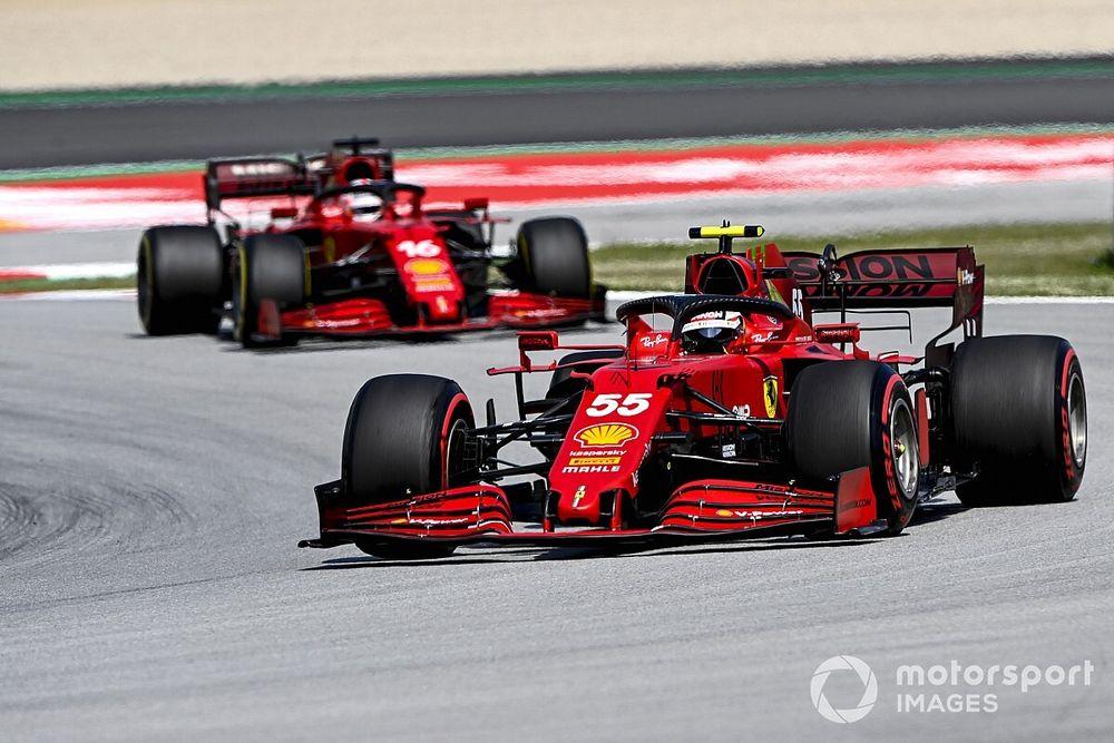 Ferrari: Лучшее время на 3-м секторе – очень хороший знак