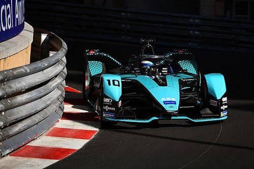 Monako E-Prix 1. antrenman: Bird lider, Jaguar 1-2