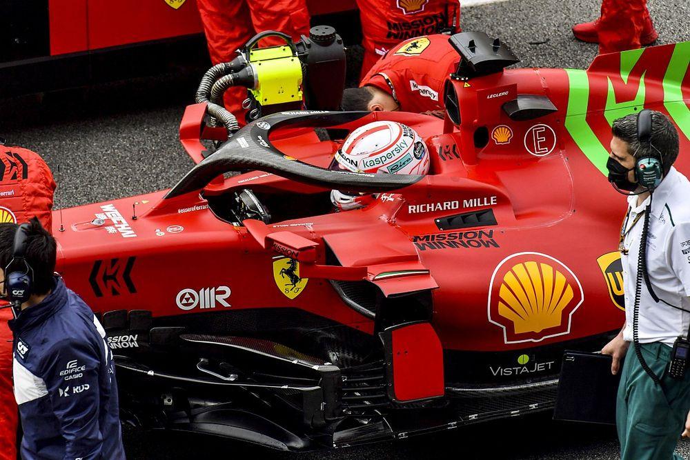 Terkendala Teknis, Leclerc Mundur dari FP1