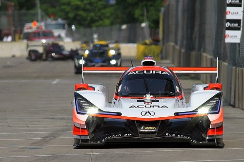 Detroit IMSA: Acura Team Penske locks out front row