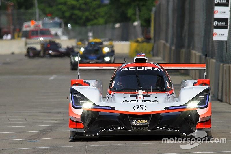 Detroit IMSA: Acura Team Penske locks out front row